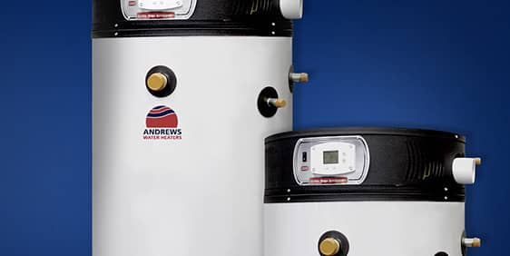 Andrews Water Heaters products