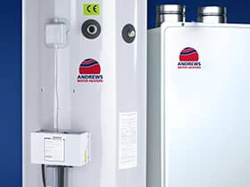 Andrews water heaters non condensing