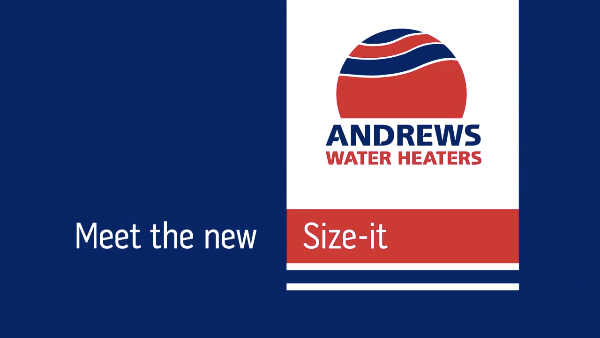 Size-it | Andrews Water Heaters